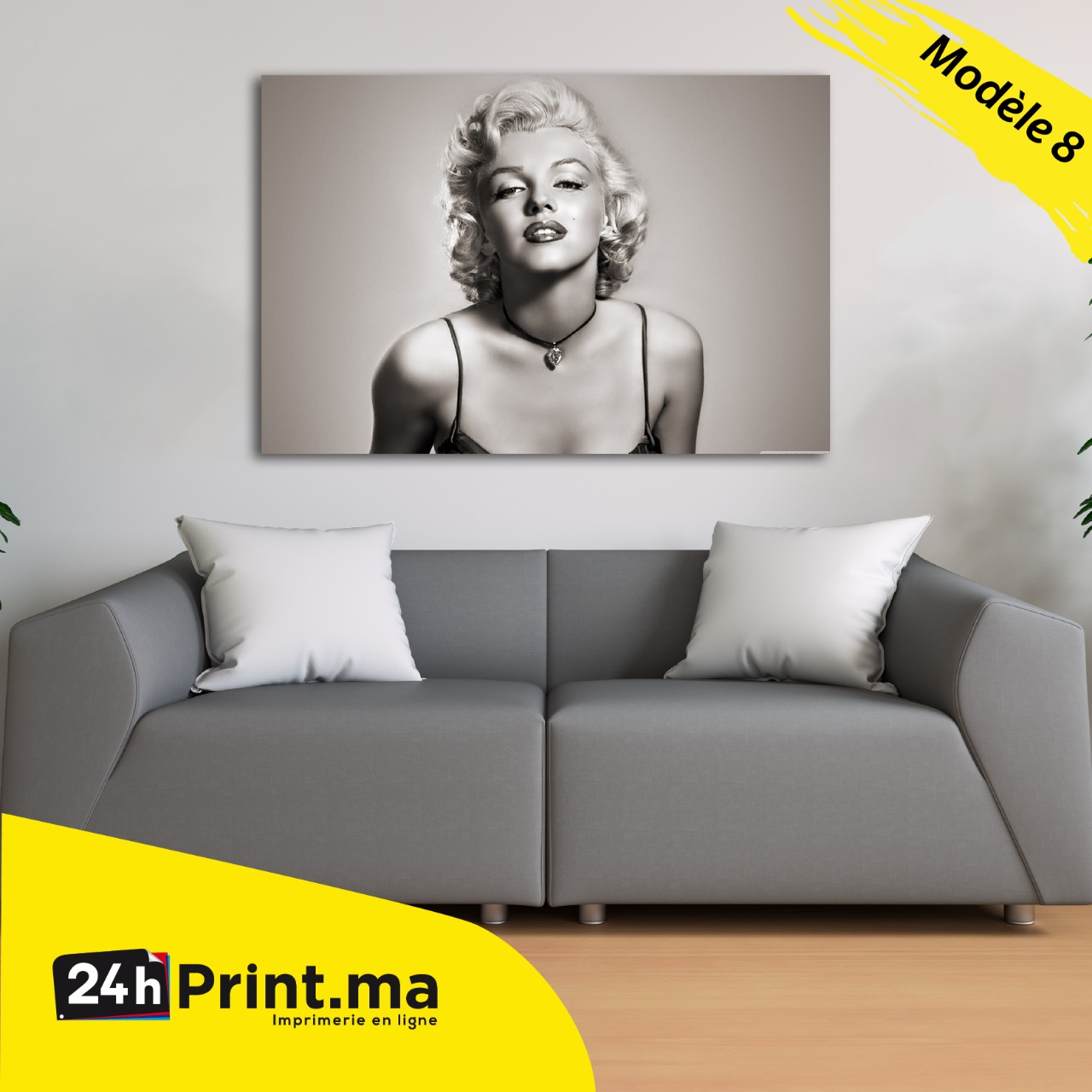 Célébrité 8 > Marilyn Monroe