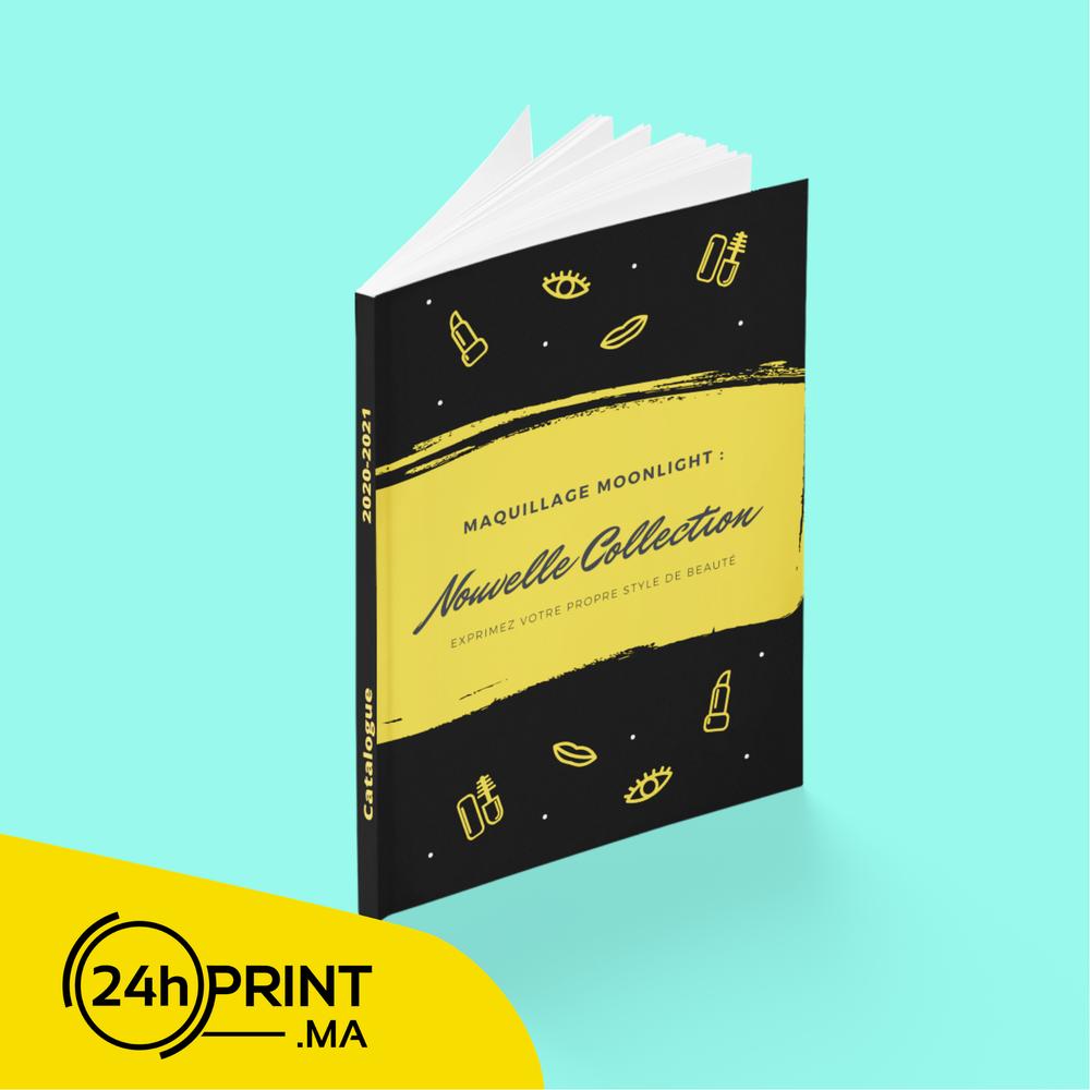 Catalogue A4 > 21x29.7 cm
