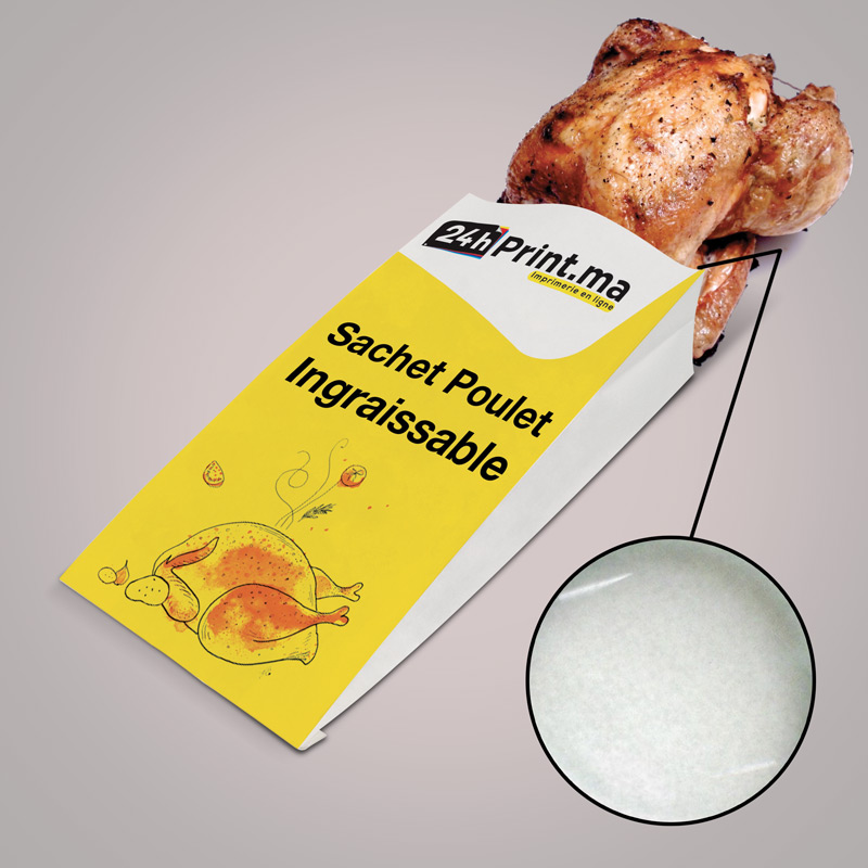 Sachet Poulet Ingraissable
