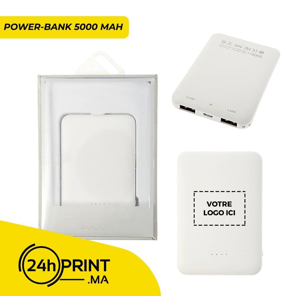 Mini Power Bank > modèle 1