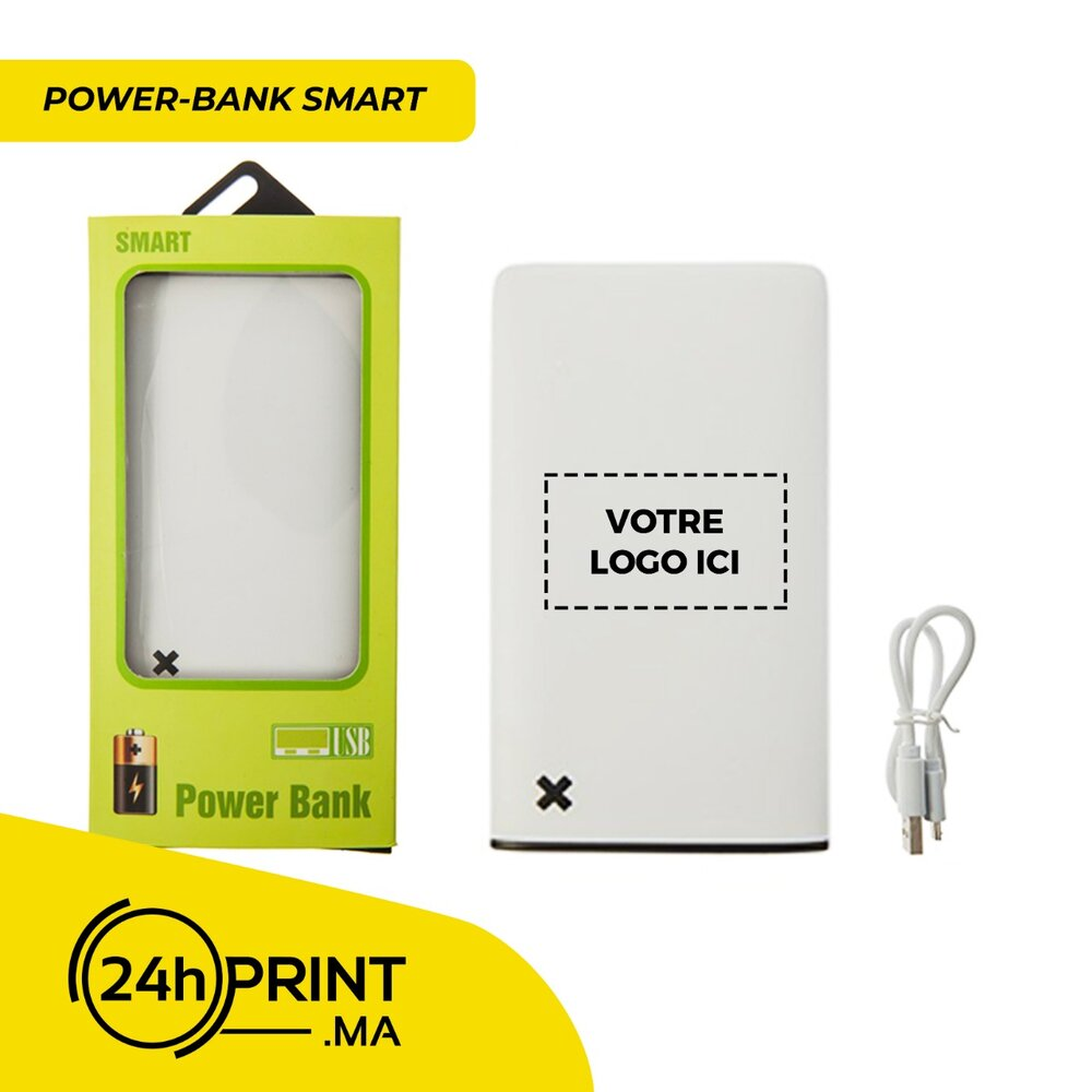 Mini Power Bank > modèle 3