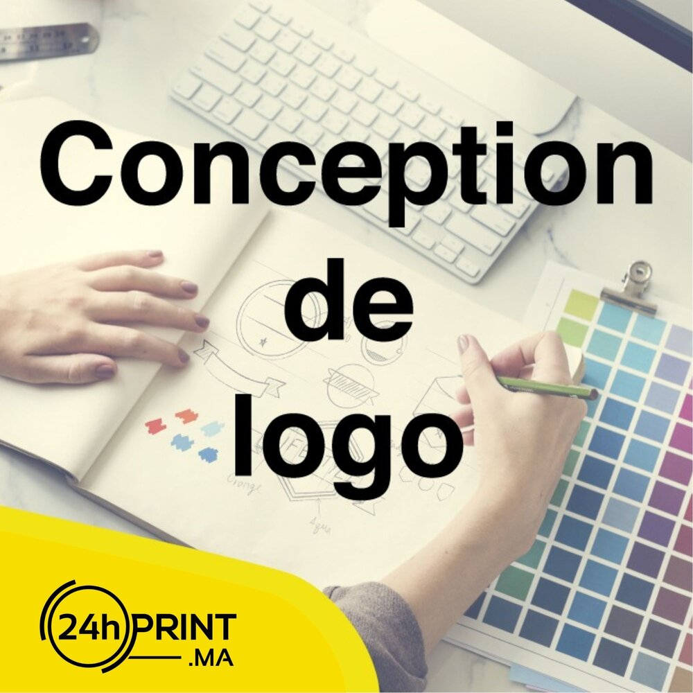 Conception Logo > Infographiste Junior