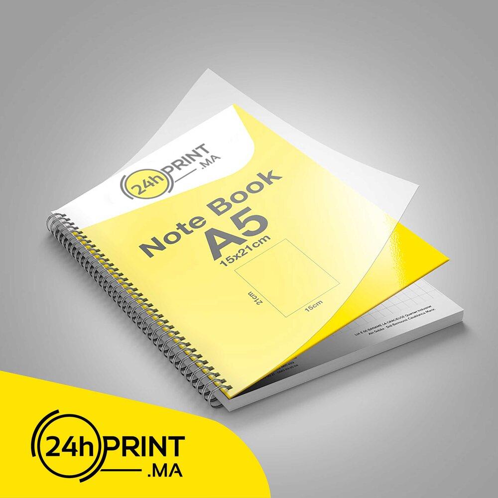 Note Book > Spirale A5