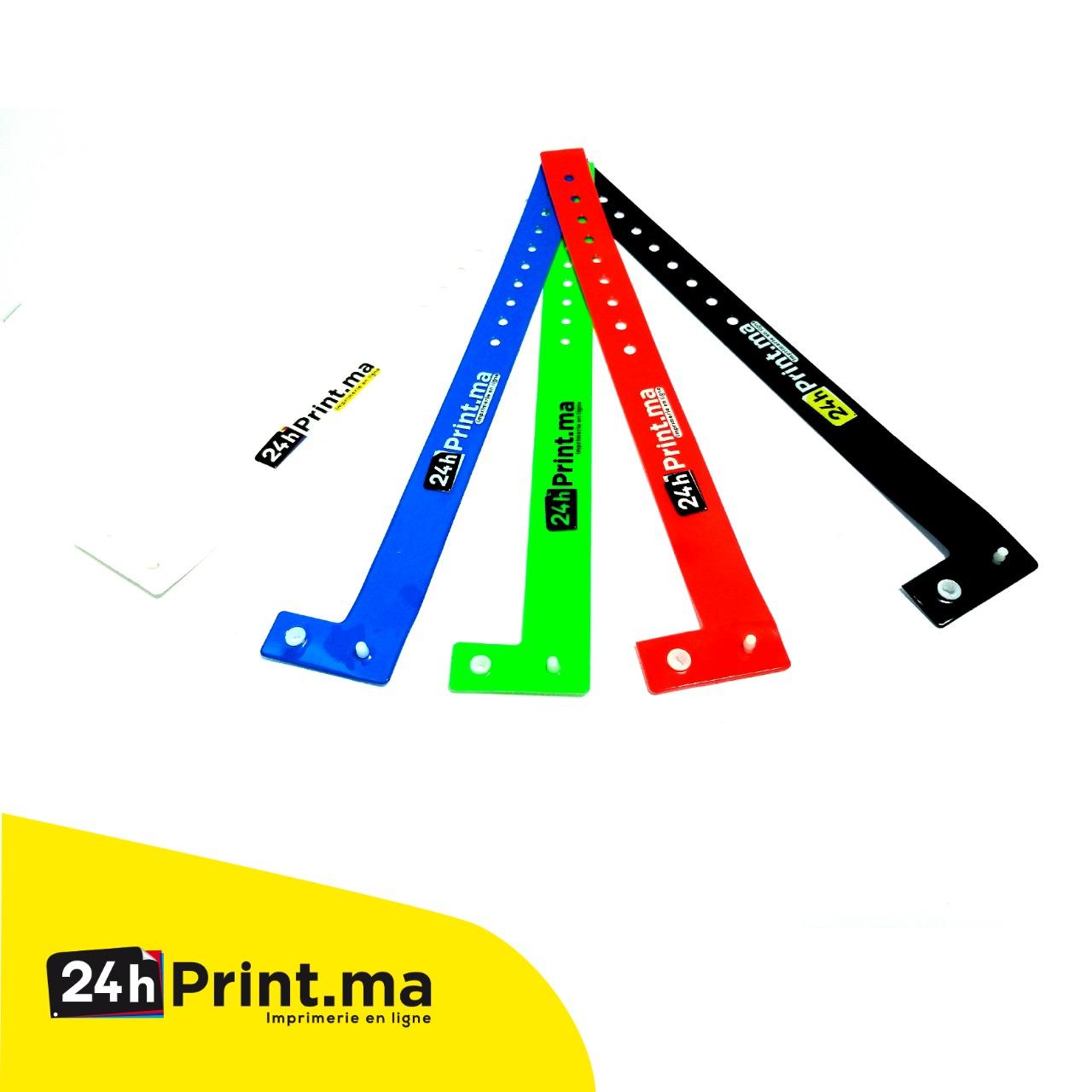 Bracelets PVC