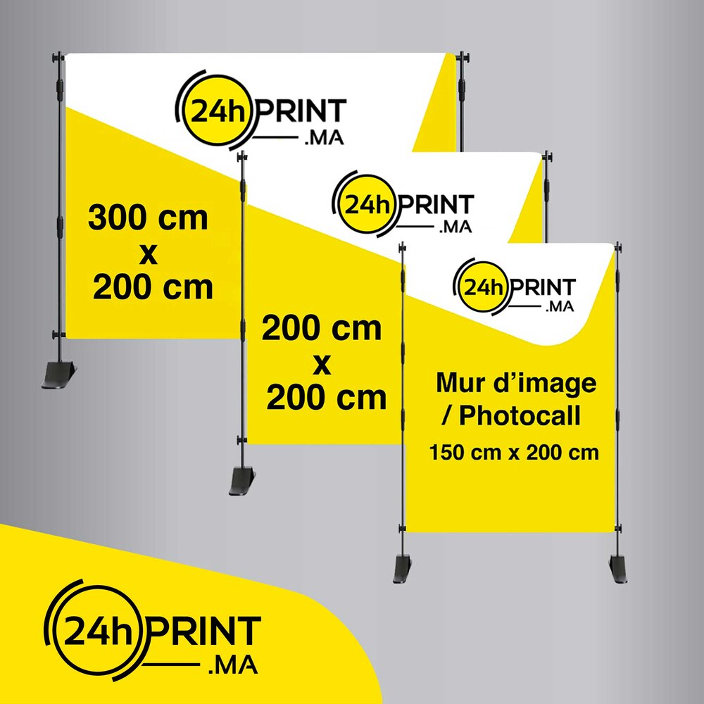 Mur d'image / Photocall