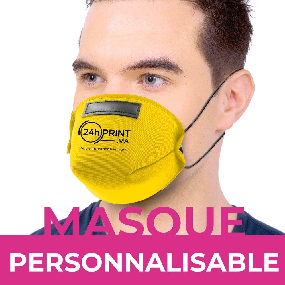 Masque Réutilisable Maski Personnalisé
