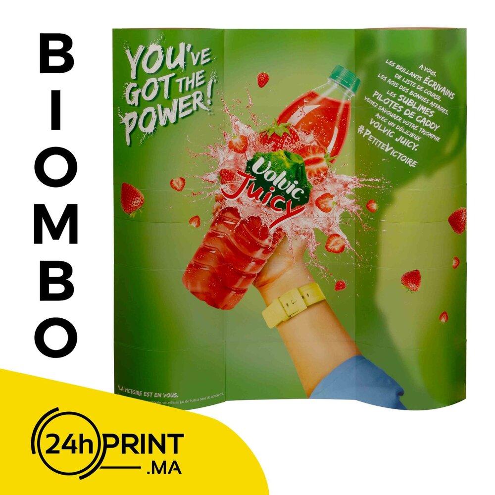 Biombo Maxi 3 colonnes