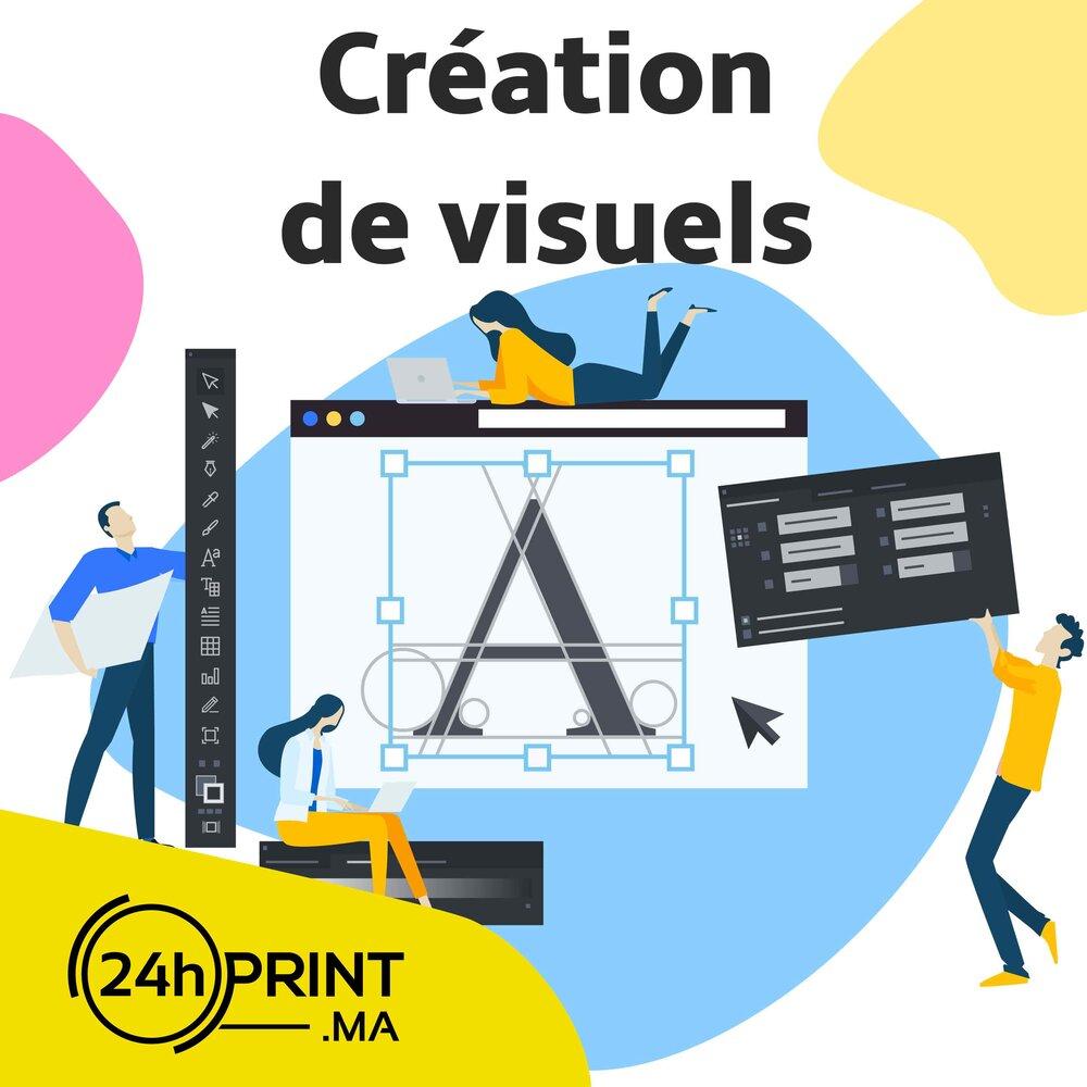 Création de visuels