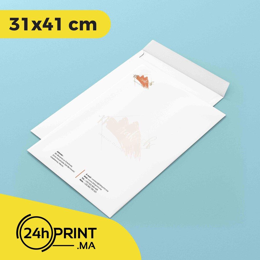 Enveloppe ou pochette