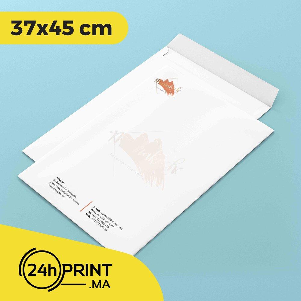 Enveloppe  37 x 45 cm > A3+