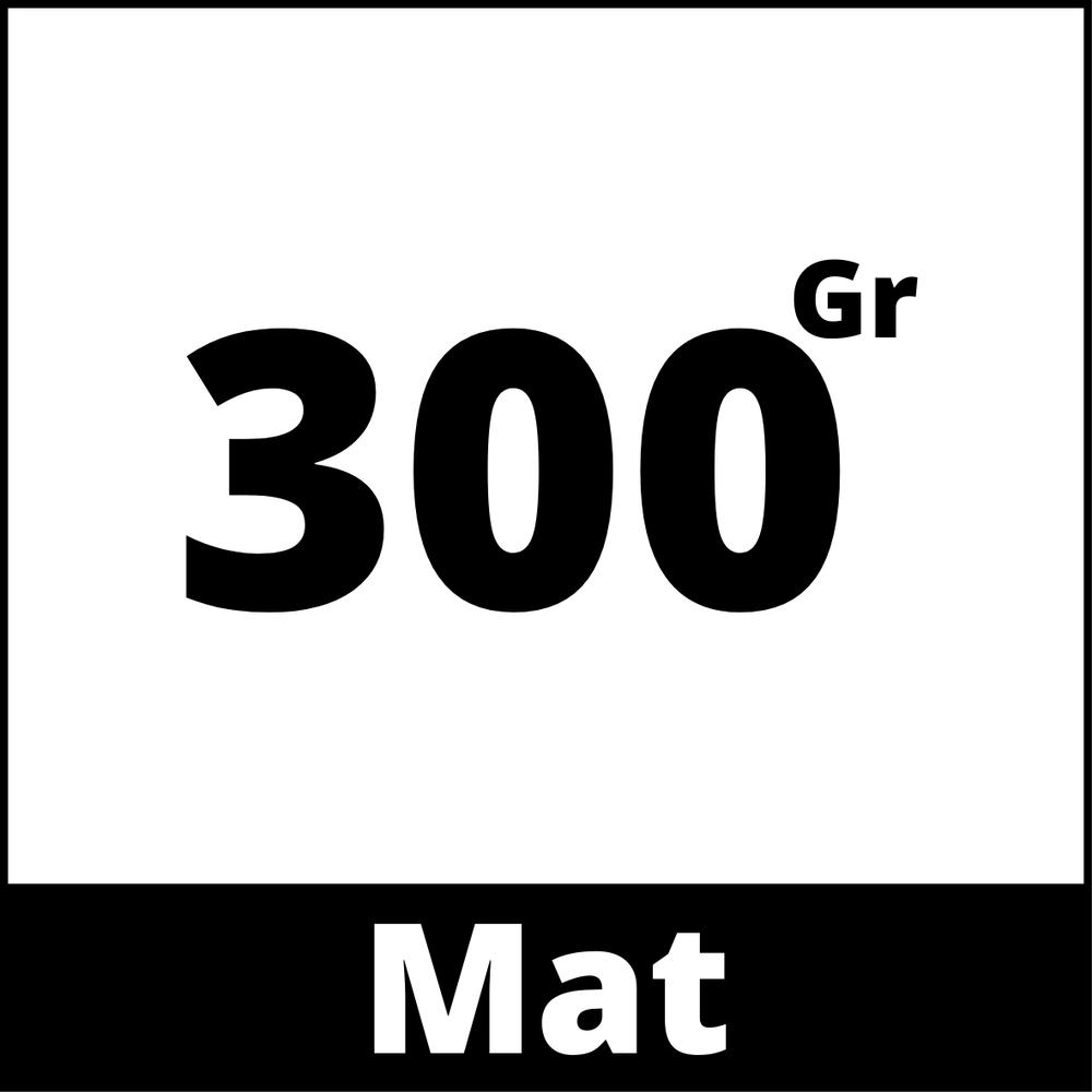 300 gr - Mat