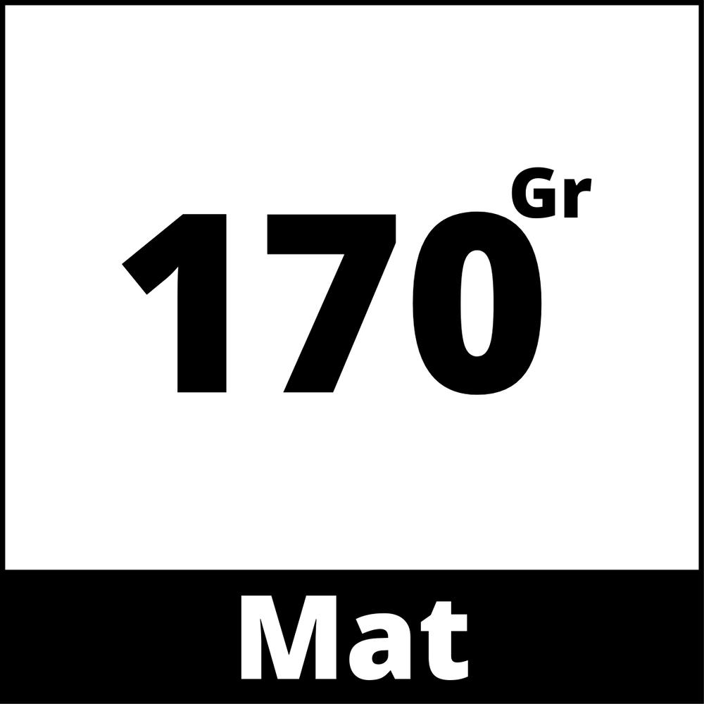 170 gr - Mat