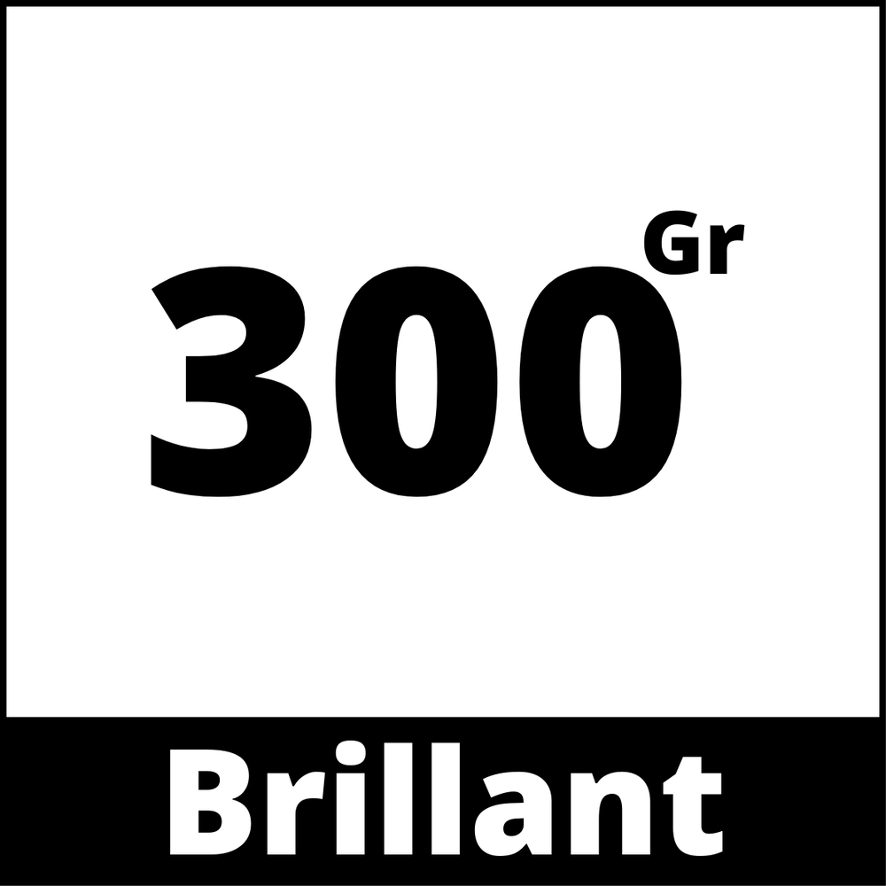 300 gr - Brillant
