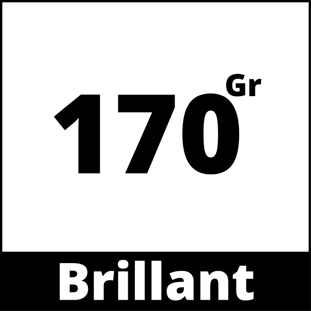 170 gr - Brillant