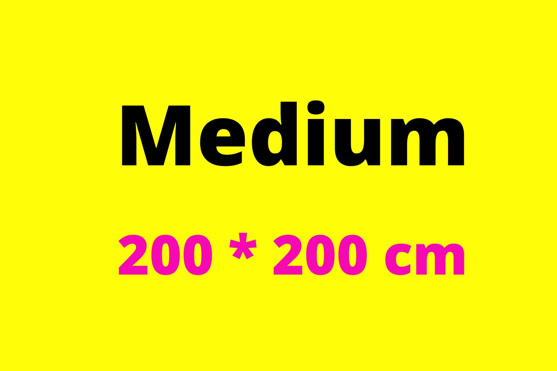 200*200 cm